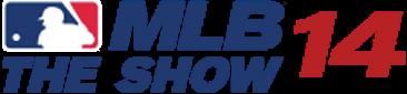 Mlbtheshow logo